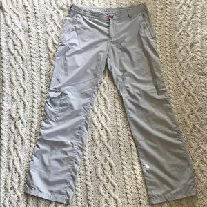 Patagonia hiking pants.